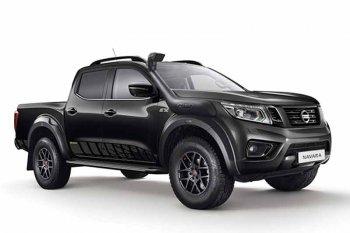 Nissan perkenalkan dua Navara baru