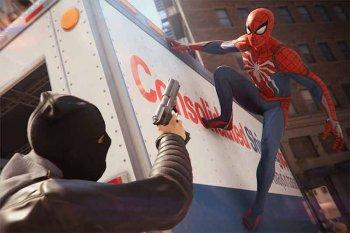 Game Spider-Man terjual 3,3 juta copy dalam tiga hari