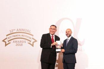 BNI Syariah raih penghargaan di Alpha Southeast Asia Award 2018