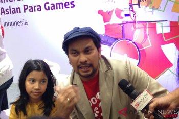 Tompi dan Putrinya Ciptakan Lagu Meriahkan Asian Para Games