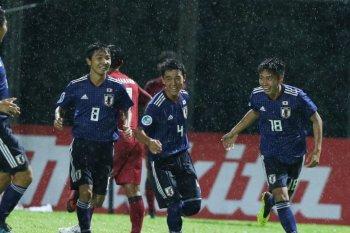 Banjir gol di Grup A sepak bola U-16 Asia