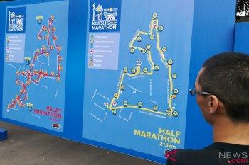 50 tim ikuti nomor maraton estafet TKRM 2018