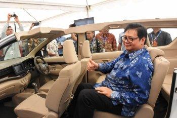 Indonesia produksi terbesar ketiga di dunia kendaraan Suzuki