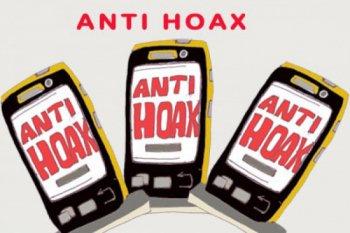 Hoaks, informasi penghitungan suara di kecamatan
