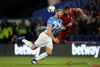 Gol Tunggal Salah  Menangkan Liverpool