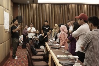Komunitas Bela Indonesia bangun jaringan melalui Pancasila