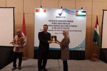 Kepala BPOM resmikan Pelatihan dalam rangka Kerjasama Selatan-Selatan dengan Palestina