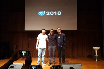 OY!, aplikasi chat yang menciptakan inovasi kolaboratif
