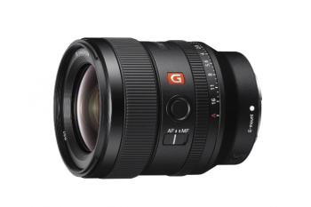 Sony perluas lini produk lensa full-frame