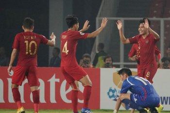 Taklukkan Taiwan 3-1, Indonesia pimpin Grup A