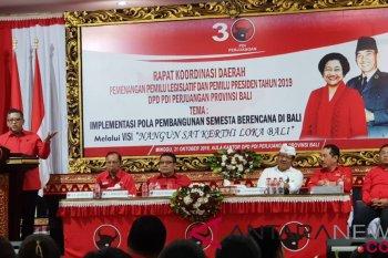 Di Bali, PDIP patok kemenangan Jokowi-Maruf 80 persen