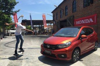 Honda ungkap alasan tidak ganti mesin All New Brio