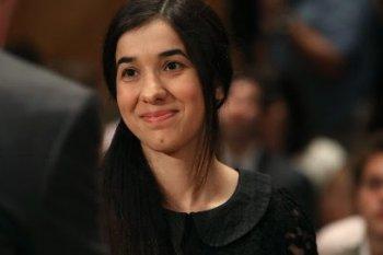 Nadia Murad perjuangkan nasib kaum muda di wilayah MENA