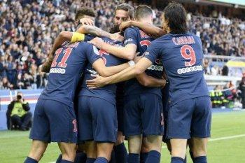 PSG menang meyakinkan 5-0 atas Amiens