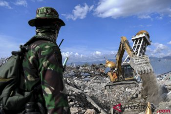 Pindahkan ibu kota Sulawesi Tengah atau dirikan bangunan tahan gempa?