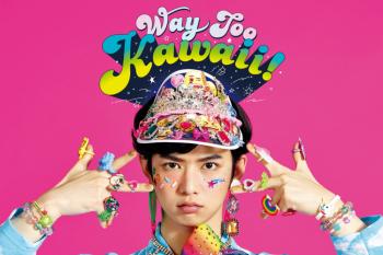Yudai Chiba jadi pria kawaii di drama terbaru