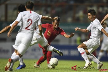 Timnas Indonesia VS Hongkong