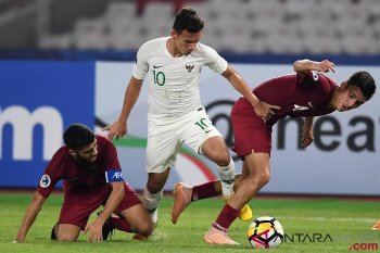 Timnas Indonesia U-19 Melawan Qatar
