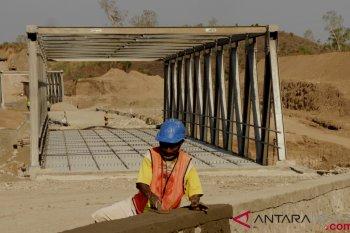 Pembangunan Jembatan Antar Lintas Batas Negara