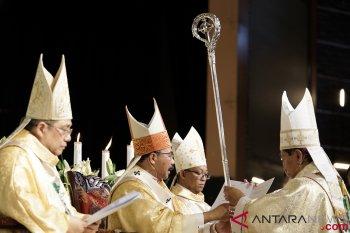 Pentahbisan Uskup Keuskupan Purwokerto