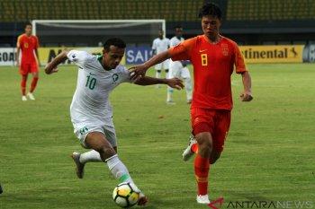 Piala Asia U-19 : Arab Saudi 1, Cina 0