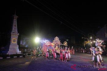 Karnaval wayang perkuat Yogyakarta sebagai kota budaya