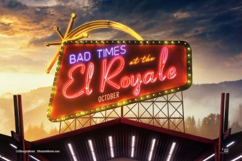 """Bad Times at the El Royale"": Saat disambangi nasib sial"