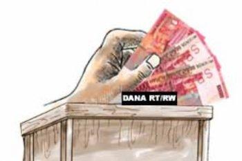 2020 dana operasional RT di Penajam Rp2 juta  per bulan