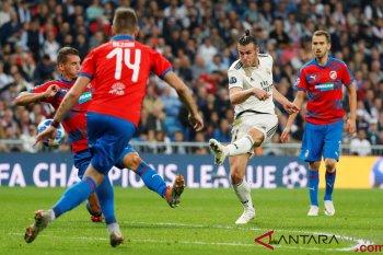 Real Madrid Atasi Viktoria Plzen 2-1
