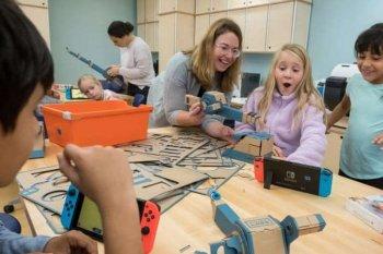 Nintendo luncurkan program Nintendo Labo ke sekolah