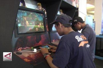 Pengunjung SEACA diajak mainkan mini game