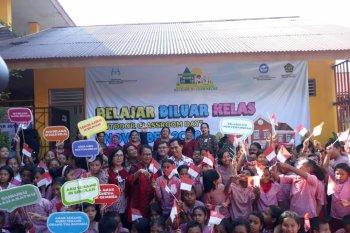 Belajar luar kelas merupakan implementasi sekolah ramah anak