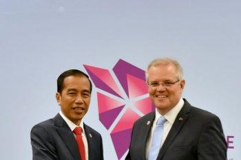 PM Australia Scott Morrison dijadwalkan hadiri pelantikan Jokowi-Ma