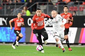 Ben Arfa tampil gemilang untuk bawa Rennes tundukkan Dijon
