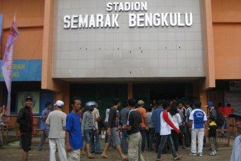Bengkulu rencanakan bangun stadion sepak bola senilai Rp400 miliar
