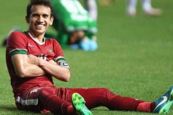 Indonesia imbang 1-1 dengan Arab Saudi babak pertama