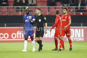 Dijon vs Amiens dihentikan gara-gara rasisme