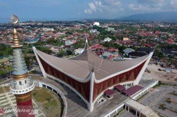 Oknum ASN selewengkan dana infak Masjid Raya Sumbar ratusan juta rupiah