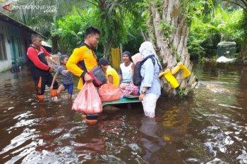 BPBD Penajam petakan wilayah rawan banjir