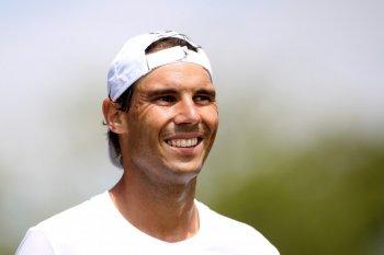 Petenis Nadal gelar pesta bujang menjelang pernikahannya