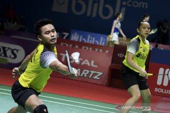 Denmark Open 2019  - Pasangan Owi/Winny gagal ke babak kedua