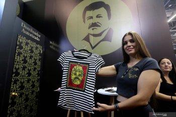 Waow, Putri gembong narkoba Meksiko luncurkan bir dengan merk sang ayah?