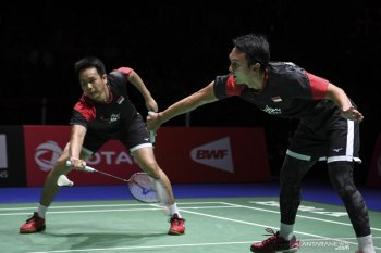Bulutangkis Denmark Open, The Daddies ke perempat final usai atasi Malaysia