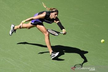 Australia Open, Kvitova bangkit untuk mencapai perempat final
