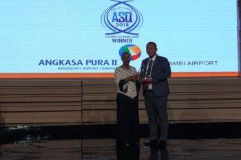 Inilah empat kategori penghargaan yang diraih Bandara Jambi