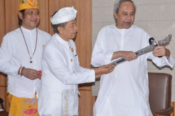 "Delegasi WHP jalankan program "" Kalinga Bali Sanggam"" ke India"