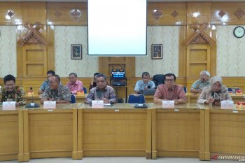 Lima bakal calon Rektor Unja lulus penjaringan, pemilihan dijadwalkan 30 November