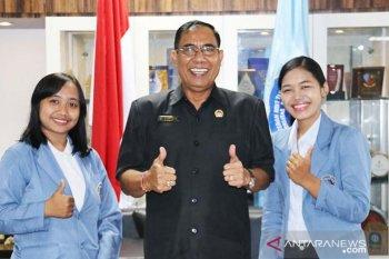 Dua mahasiswa Undiksha lolos ikuti pertukaran ke Jepang