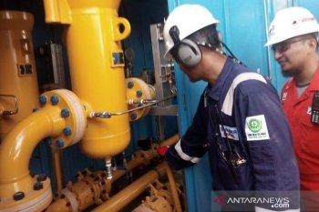 3.900 sambungan gas rumah tangga di Kabupaten Penajam terkonversi