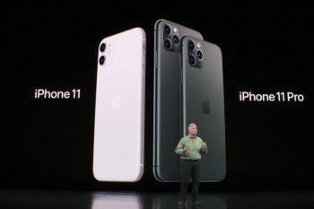 Apple resmi luncurkan seri  iPhone 11